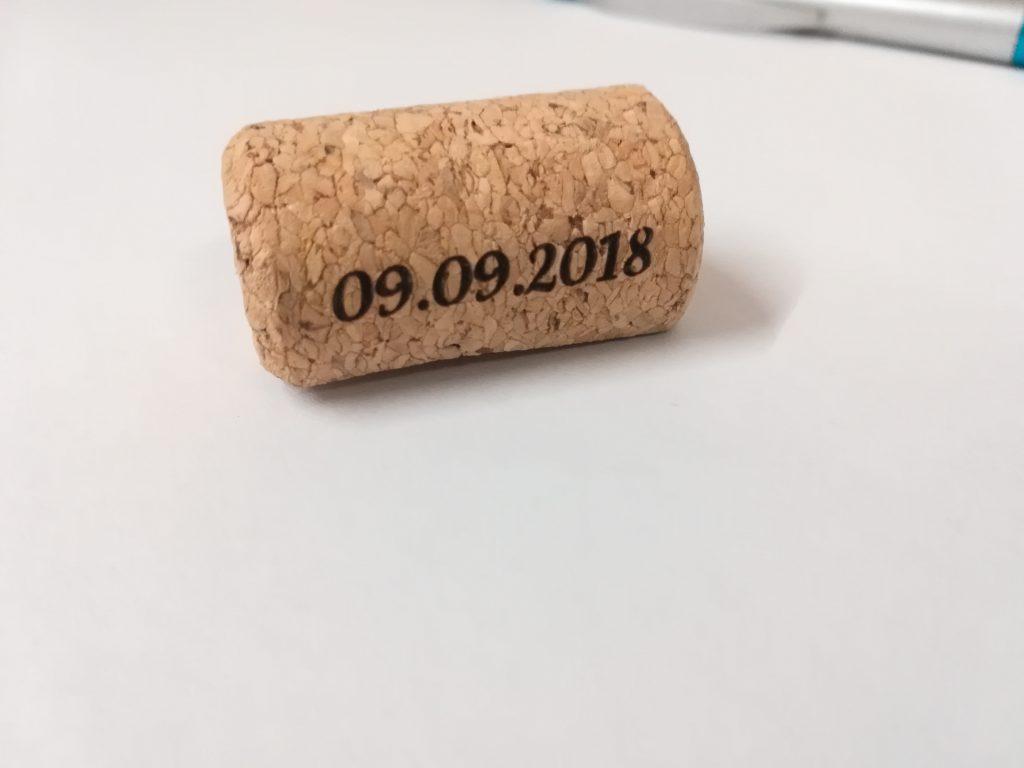 тапа за вино