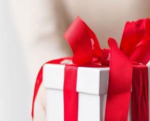 опаковка, кутия, подарък