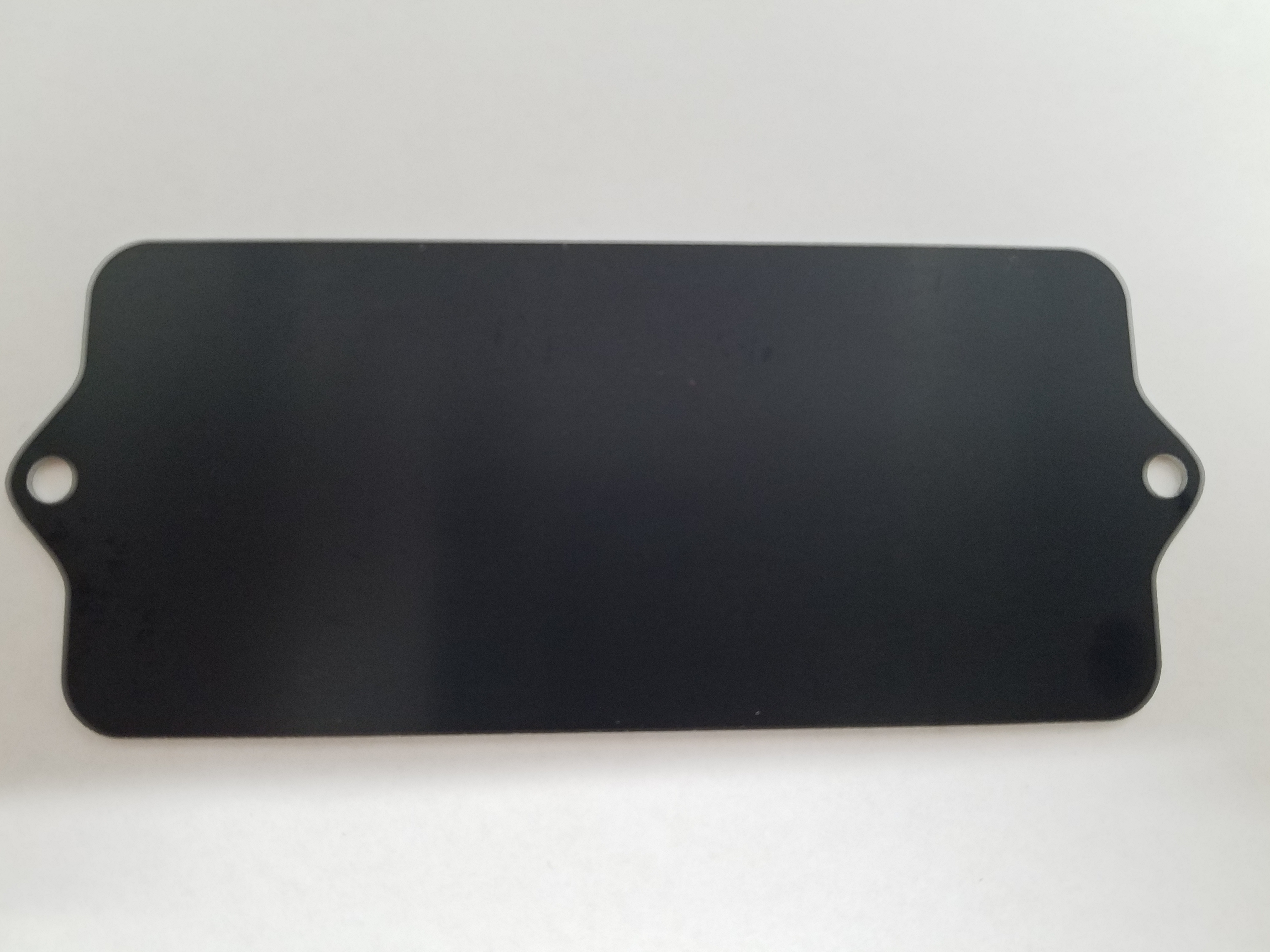табелка алуминий