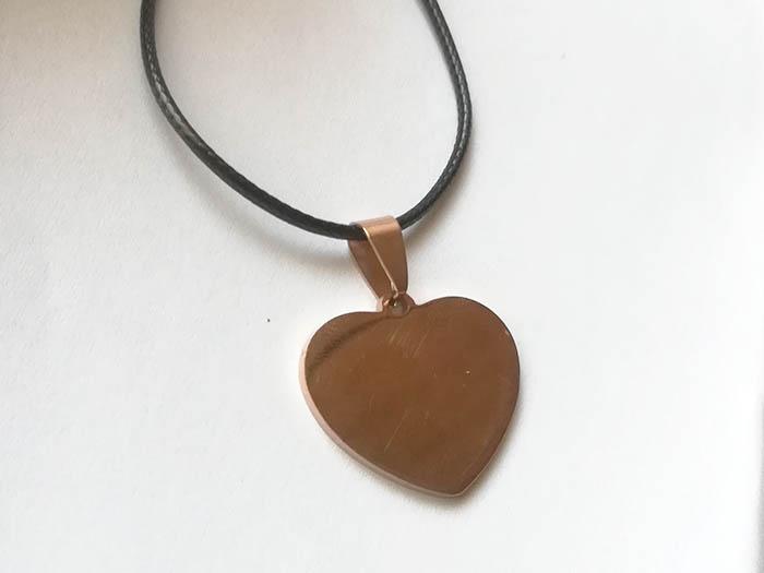 медальон, стомана, подарък