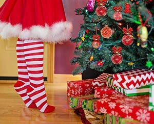 коледа, подаръци, изненада