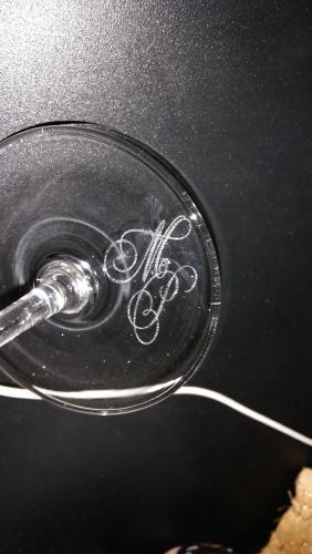 Лазермарк стъкло