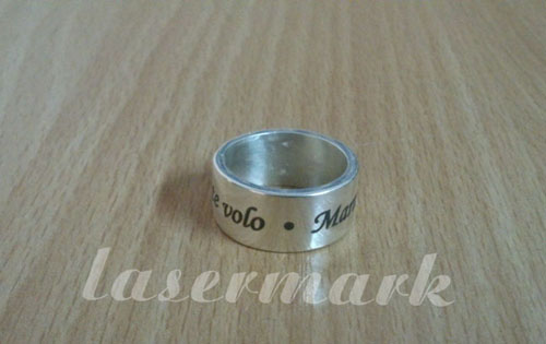 Лазермарк пръстени и халки