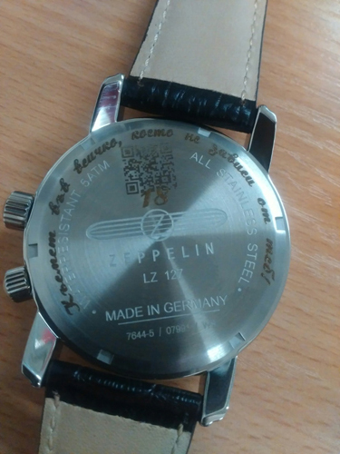 Лазермарк часовници